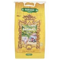 Badshah Basmati Rice 10 kg £8.00 @ ASDA