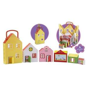 peppa pig world of playsets £11.69 @ play
