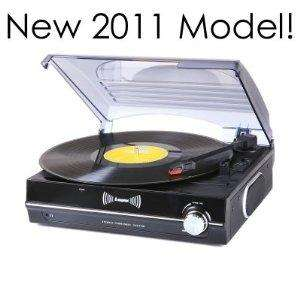 Steepletone ST926 3-Speed Record Player/ Turntable/ Black  £31.79 Sold by Lime Shop and Fulfilled by Amazon