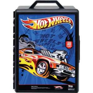 Hot Wheels Molded 48 Car Case: 14.97 delivered @ Amazon.com