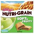 Kellogg's Nutri-Grain Soft & Fruity Bars, Apple (6 x 37g) was £2.19 now 2 for 1 @ Sainsburys