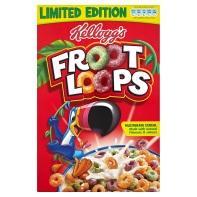 Kelloggs Froot Loops £2.68 @ Asda Instore
