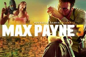 Max Payne 3 - £14.99 at steam