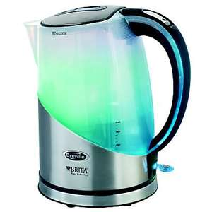 Breville VKJ097 Spectra Illuminated Stainless Steel Kettle £24 @ Makro