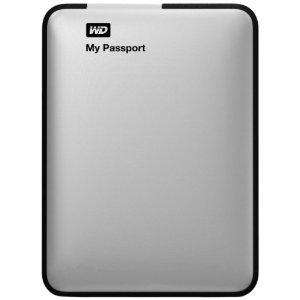 Western Digital 1TB My Passport Portable Hard Drive - Silver (USB 3.0 & 2.0) £77.10 at Amazon.co.uk