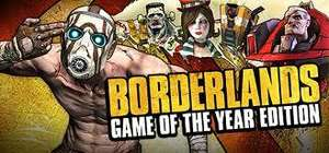 Borderlands GOTY edition, 75% off - £4.99 @ Steam (summer sale)
