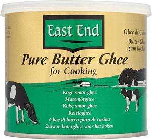 East End Pure Butter Ghee (500g) was £3.99 now £2.50 @ Tesco