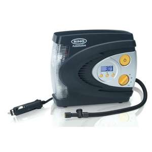 Ring RAC630 Automatic Digital Tyre Inflator with case - £22.65 @ Amazon