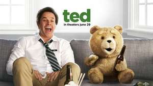 VIRGIN MEDIA CUSTOMERS; FREE FILM SCREENING FOR 'TED' ON MONDAY 30TH JULY.