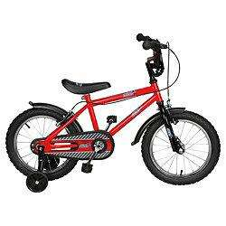 "Urban Racers 16"""" Boys Bike with stabilisers @ Tesco Direct for £41.19 - Free Ship to Store"