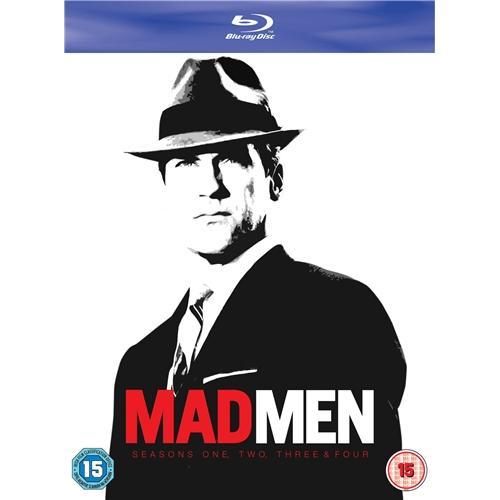 Mad Men Seasons 1-4 Blu-ray £29.99 @ Play