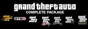 Complete GTA Collection (All 7 of them) Steam Deal £9.99