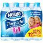12 botlles 50ml Nestle pure life water £2 instore at Co-op