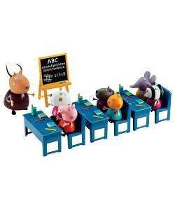 Peppa Pig Classroom Playset Only £10.98 Delivered @ Argos eBay Outlet