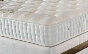 Sleepeezee Backcare Ultimate 2000 Double Mattress £349.99 delivered @ Furniturechoice RRP £1180 @ Debenhams