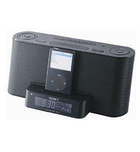 Sony ICFC1IPB iPod® Dock & Clock Radio - M&S - £29.50