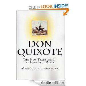 Don Quixote [Kindle Edition] FREE from Amazon (Usually £3.16)