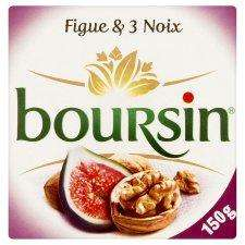 Boursin Fig and Nuts (150g) was £2.20 now £1.10 @ Tesco