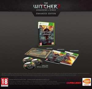The Witcher 2 Assassins of Kings Enhanced Edition (XBOX 360) for £21.85 @ shopto