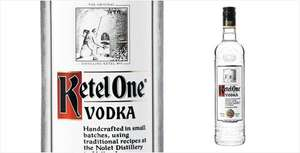 Ketel One Premium Vodka 70cl £11.50 @ Tesco