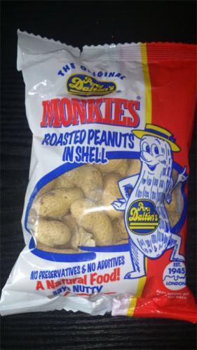 Percy Dalton's Monkey Nuts (140g) - 29p @ B&M