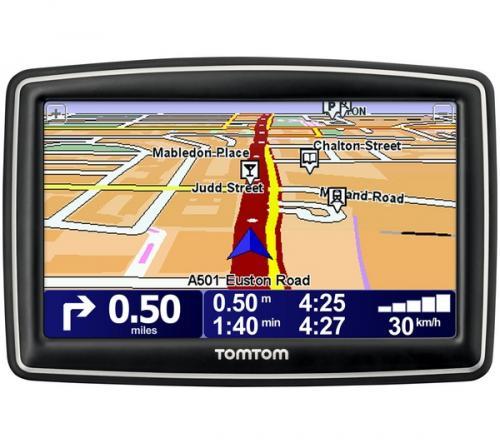 TOMTOM XXL Classic GPS Sat Nav NOW £89.99 @ CURRYS/PC WORLD