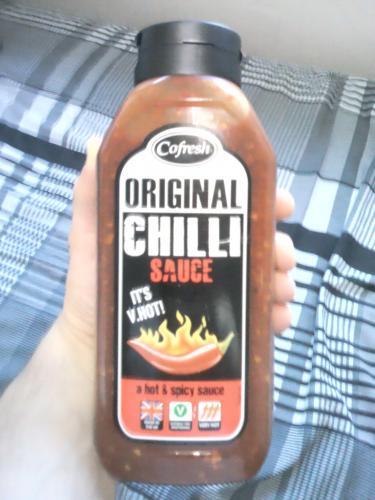ASDA instore & online - Cofresh Original Chilli Sauce (940g) for £1.48
