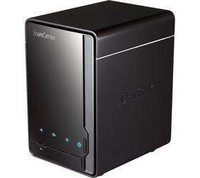 D-Link DNS-320 ShareCenter Pulse 2-bay (no disks) NAS Enclosure for £49.98 Delivered @ eBuyer