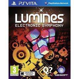 Lumines Electronic Symphony (PS Vita) £12.99 (pre owned) @ Grainger Games