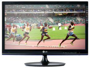 LG DM2780D 27 inch 3D LED TV 1080p 2 Years Onsite Warranty £199.99 Del. @ Ebuyer