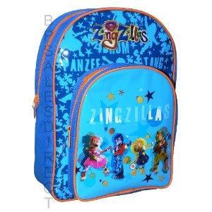 Trade Mark Collections Zingzillas Arch Backpack School Bag  £4.95 @ AMAZON DEL