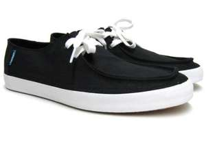 Vans Rata vulc hemp black £15.00 @ office