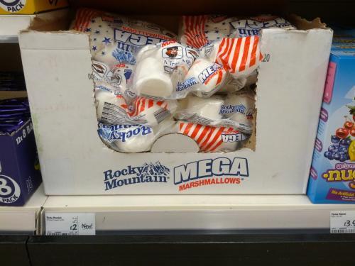 Rocky Mountain MEGA Marshmallows £2.00 @ Asda