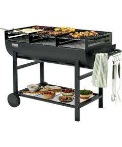 Jamie Oliver Party Oil Drum BBQ £49.99 @ Homebase