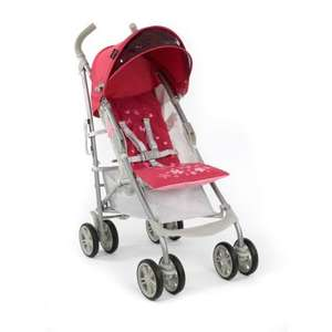 Graco Nimbly Pushchair In Butterfly Pink for £68.94 delivered using promotional code @ Asda Direct