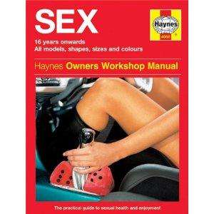 Haynes Sex Manual: Hardback (of course) only £1 instore @ Poundland