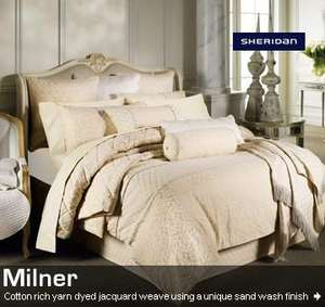 Just Linen - bedding @ discount prices + further 20% discount until Mon evening