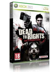 Dead to Rights: Retribution (XBOX 360) for £6.85 @ ShopTo.net