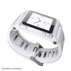 Minimal TikTok Watch Band for iPod Nano 6G - White Prepaymania Amazon Marketplace £25.47