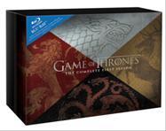 Game of Thrones Season 1:LTD Edition Gift Set Blu Ray - £27.20 using code @ Tesco Entertainment