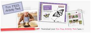 Free Fun Activity Pack for Kids