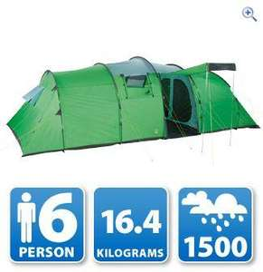 Freedom Trail Eskdale 6 - 6 Berth Family Tent  Was £ 200 Now £ 60 @ GoOutdoors