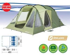 Outwell Virginia 5 Tent PLUS 4% Quidco and free delivery - £127.99 @ Yeomans Outdoors