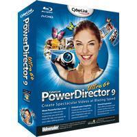 Cyberlink PowerDirector 9 Ultra 64-bit  £19.95 @ Computer Active