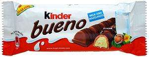 FREE Kinder Bueno (By Redemption)