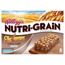 FREE Sample Kellogs Nutri Grain Elevenses 6pk @ Tesco (ONLINE ONLY)