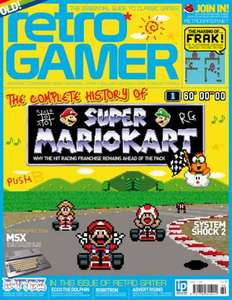 Retro Gamer 3 Issues £1