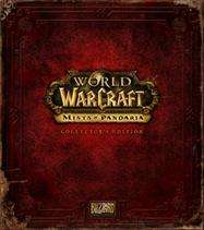 World of Warcraft Mists of Pandaria Collector's Edition