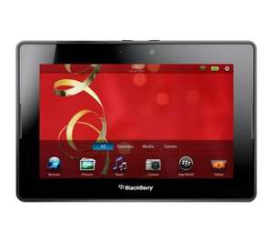 Blackberry Playbook 16GB now £129.00, 32GB now £149.00 at PCWorld/Currys