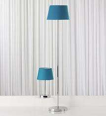 Elliptical Twin Pack Teal Floor Lamps @ m&s. Was £79.00. Now £22.50 ( using code)